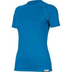 ALEA 5151 modrá vlněné Merino triko
