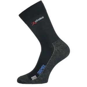XOL 900 černá turistická ponožka
