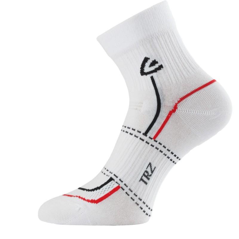 a3077509783 TRZ 001 ponožky pro aktivní sport bílá