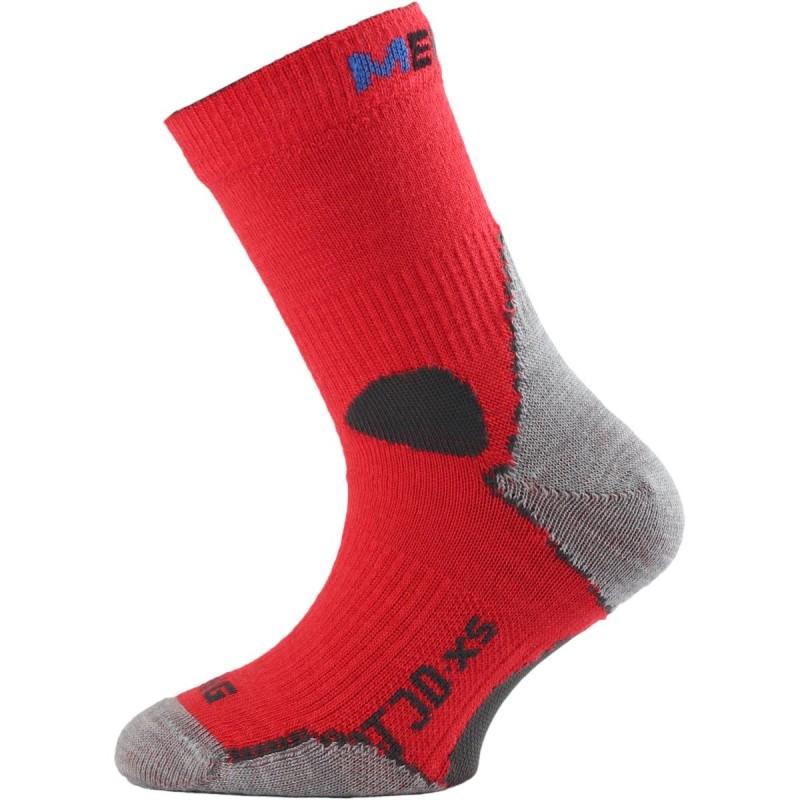 Hlavní stránka Ponožky Dětské TJD 306 červená merino ponožka junior slabší.  Předchozí. TJD 866c359e0d