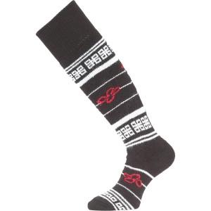 19de463bd27 SEW 903 černá merino ponožky lyžařské